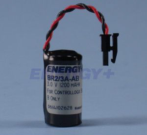 Energy Plus BR2/3A-AB  AB Replacement Battery