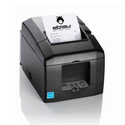 Star 39448310 Gray TSP654 Receipt Printer
