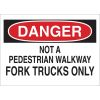 Forklift and Warehouse Traffic Signs