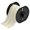 Brady B33-2-724 0.9 inches  x 0.25 inches Amber BBP33 Thermal Transfer Labels - 5000/Roll