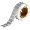 Brady CL-105-969 0.5 inches  x 0.275 inches Silver B-969 Metallized Polyester Dot Matrix Labels - 500/Roll