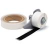 Brady M71-1000-483-BK-KT 1 inch  x 50 Feet White B-483 Thermal Transfer Labels - 1/Package  - Agressive Adhesive
