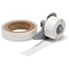 Brady M71-1000-483-WT-KT 1 inch  x 50 Feet White B-483 Thermal Transfer Labels - 1/Package  - Agressive Adhesive