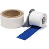 Brady M71-2000-483-BL-KT 2 inches  x 50 Feet White B-483 Thermal Transfer Labels - 1/Package  - Agressive Adhesive