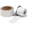 Brady M71-2000-483-WT-KT 2 inches  x 50 Feet White B-483 Thermal Transfer Labels - 1/Package  - Agressive Adhesive