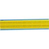 Brady SL-10 0.65 inches  x 0.2 inches Black on Yellow   - 90/Card, 1 Card/Package
