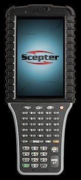 AML M7800-1500  Scepter Mobile Computer - Near/far Laser