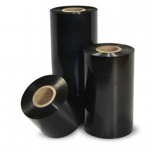 Armor T67519ZA 2.56 inches  x 984 Feet Black RESIN Thermal Transfer Ribbons - Case of 12